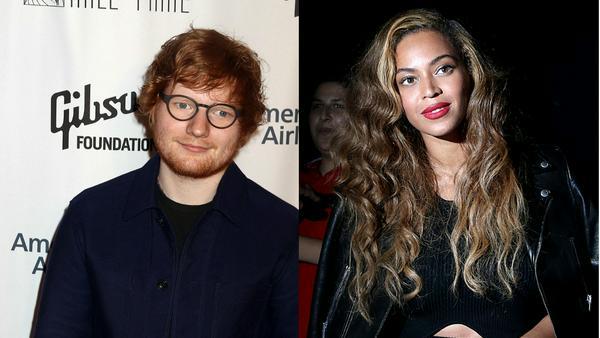 """Ed Sheeran arbeitete für seinen Song """"Perfect"""" mit Beyoncé zusammen"""