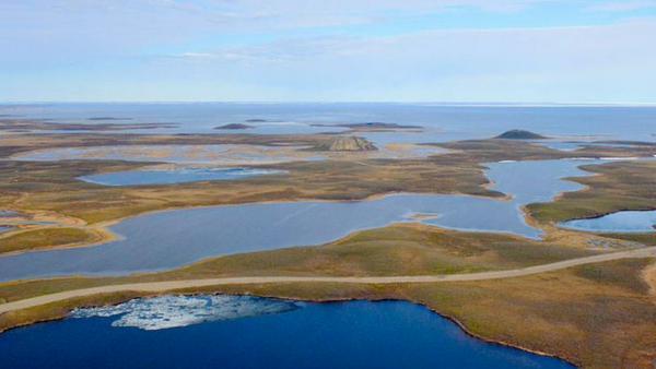 Neu und noch namenlos: die erste Verbindung von Kanadas Küsten auf dem Landweg