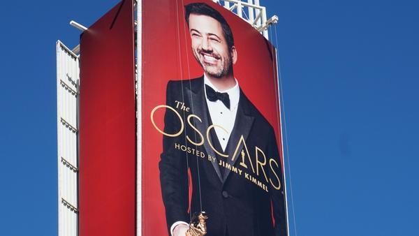 Jimmy Kimmel wird auch 2018 die Oscars präsentieren