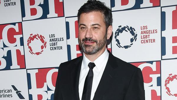 Jimmy Kimmel bei einer Veranstaltung in Los Angeles
