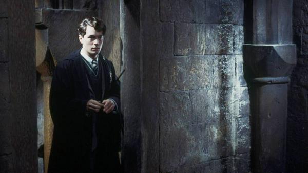 """In """"Harry Potter und die Kammer des Schreckens"""" wurde der junge Lord Voldemort alias Tom Riddle von Christian Coulson verkörpert"""