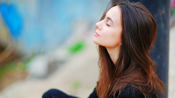 Sich auf sein Inneres besinnen und damit die Konzentration pushen - mit der Körperreise