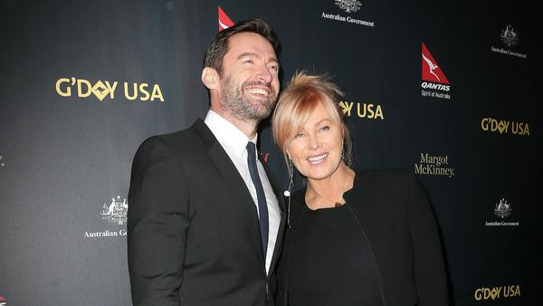 Das Promi-Paar Hugh Jackman und Deborra-Lee Furness macht sich für Adoptionen stark