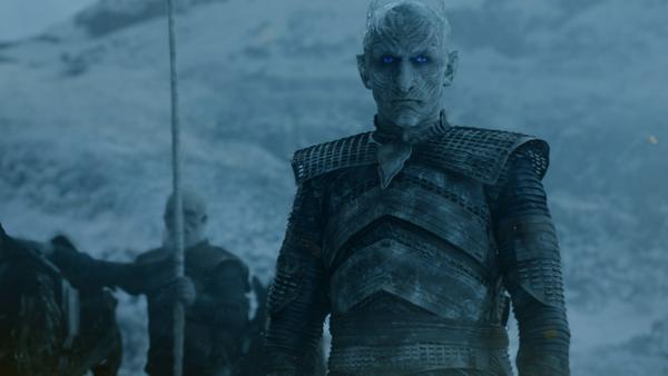 """Der Nachtkönig aus """"Game of Thrones"""" sieht wirklich zum Fürchten aus"""