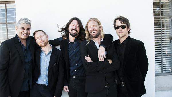 Geben sich im Sommer nur ein einziges Mal die Ehre in Deutschland: die Foo Fighters