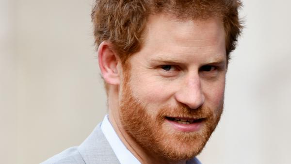 Musste alleine zum Weihnachtskonzert: Prinz Harry