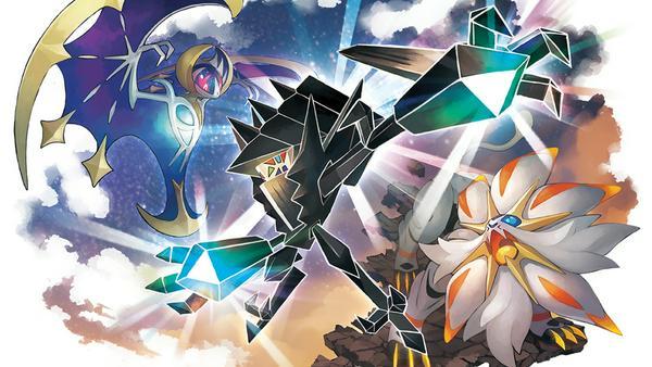 """""""Pokémon Ultrasonne"""" und """"Pokémon Ultramond"""""""