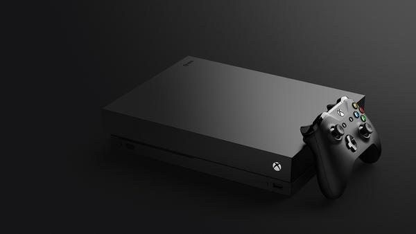 Die Xbox One X