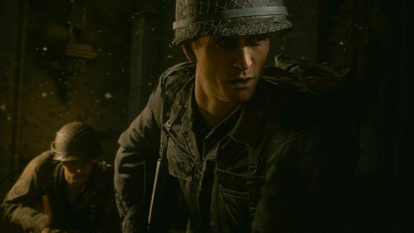 """Wie der Name bereits verrät, schickt """"Call of Duty: WWII"""" die Spieler in den zweiten Weltkrieg zurück"""