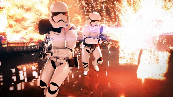 """""""Star Wars Battlefront II"""""""