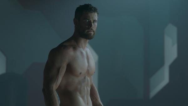 """Eins darf in keinem """"Thor""""-Film fehlen: Die Bauchmuskeln von Chris Hemsworth"""
