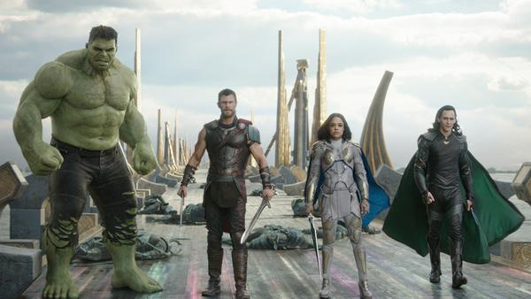 Hat Thor (Chris Hemsworth) ein neues Team?