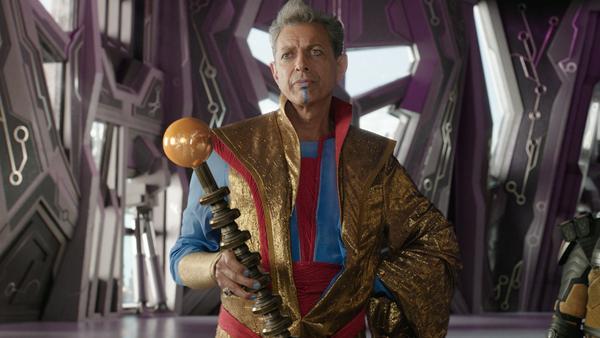 Jeff Goldblum als exzentrischer Grandmaster