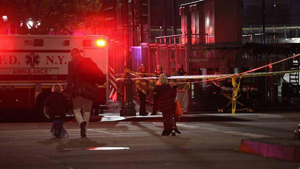 Der Anschlag in New York kostete acht Menschen das Leben