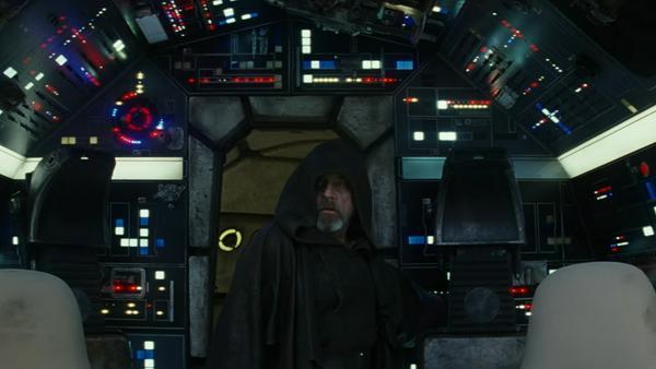 Luke Skywalker: Raus aus dem Exil?