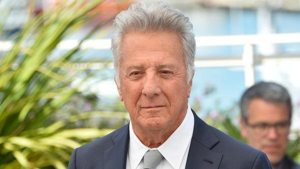 Dustin Hoffman beim Filmfestival von Cannes