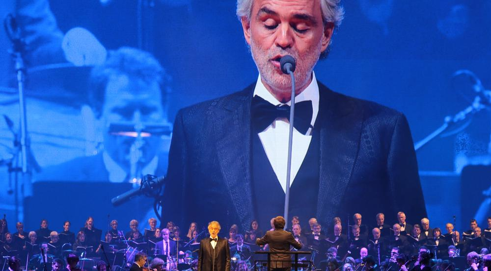 Andrea Bocelli geht 2018 auf Deutschland Tour