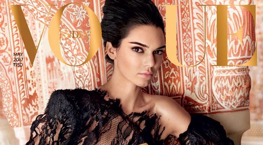 Kendall Jenner ziert das Cover der indischen