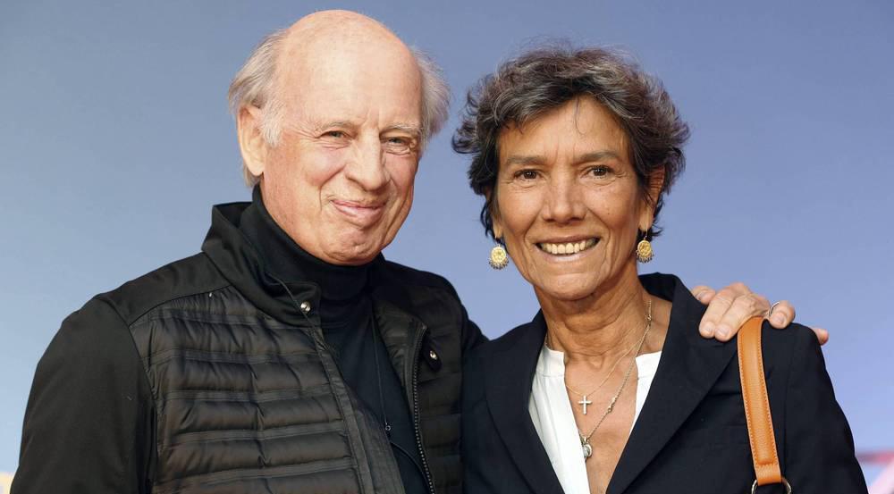 Willy und Sônia Bogner auf einem Event in München vor knapp einem Jahr