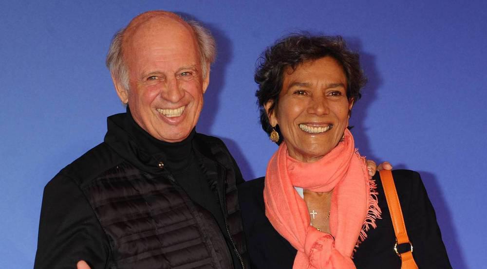 Willy und Sônia Bogner im März 2016 bei der Premiere von