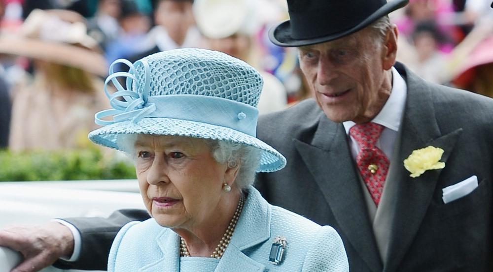Seit Jahrzehnten ein eingeschworenes Team: Queen Elizabeth II. und Prinz Philip
