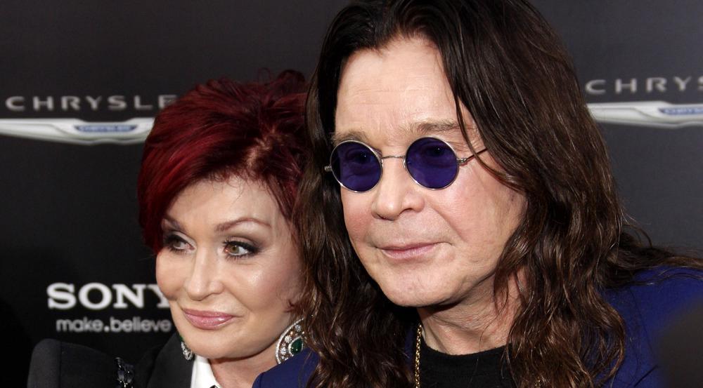Ozzy und Sharon Osbourne sind seit 1982 verheiratet