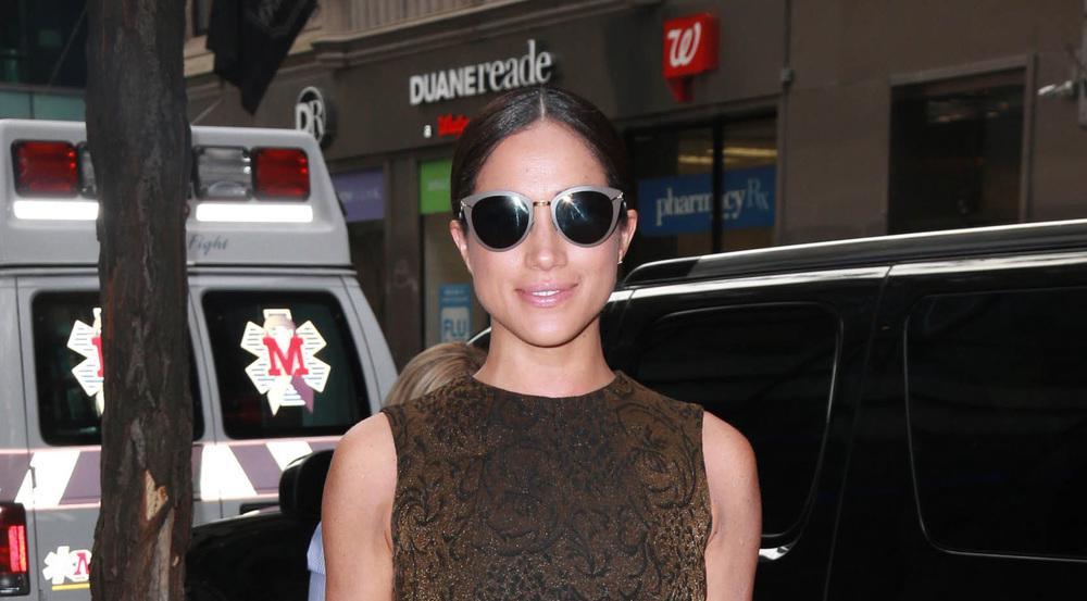 Diese Frau könnte der Hingucker bei Pippa Middletons Hochzeit werden: Prinz Harrys Freundin Meghan Markle