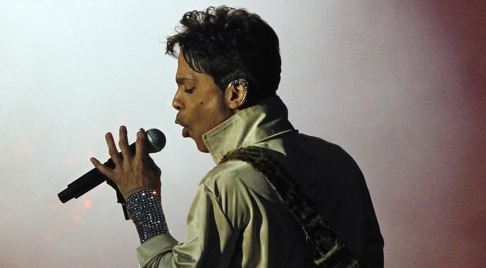 Mit seinen Hits wird Prince ewig weiterleben