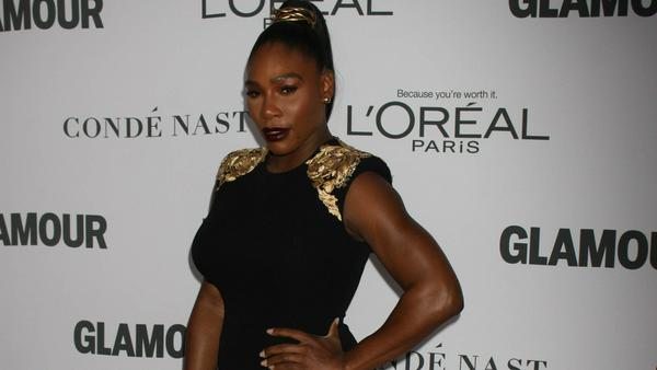 Serena Williams bei den Glamour Women of the Year Awards in New York