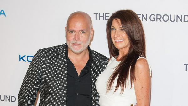 Gary und Julie-Ann Goldsmith im Jahr 2013