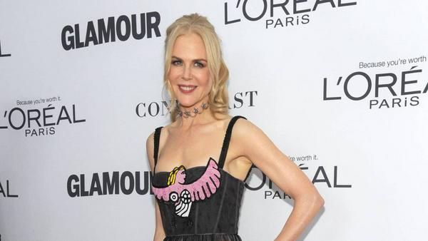 Nicole Kidman kann jedes Kleid tragen