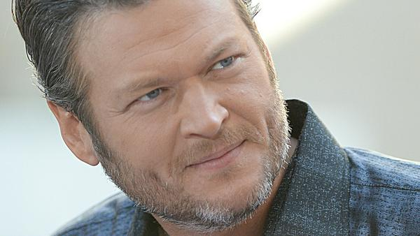 """US-Countrysänger Blake Shelton wurde von """"People"""" zum """"Sexiest Man Alive"""" gekürt"""