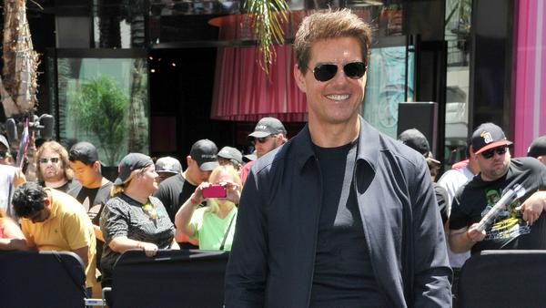 Tarantino bekommt sie alle? Womöglich spielt auch Tom Cruise bald für den Kultregisseur in einer Rolle