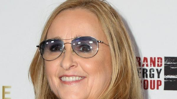 Melissa Etheridge ist mit einem blauen Auge davon gekommen