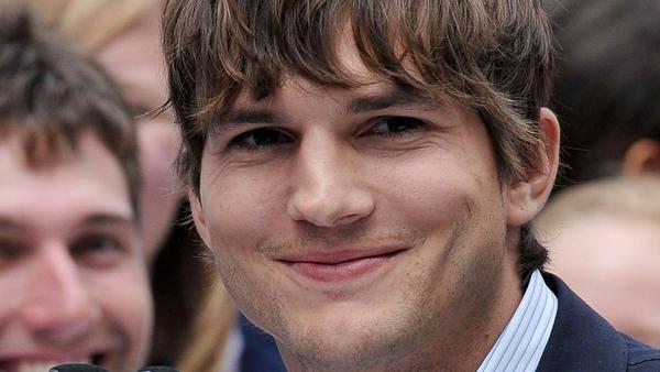 Ashton Kutcher hat für den medizinischen Fortschritt viel Geld locker gemacht