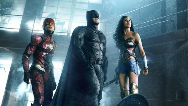 Ben Affleck alias Batman ist nicht mehr alleine