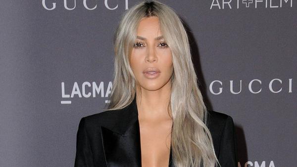 Der Rubel rollt bei Kim Kardashian