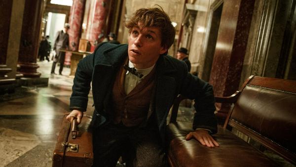 Erstes Cast-Foto von Jude Law als Dumbledore in Fantastic Beasts 2