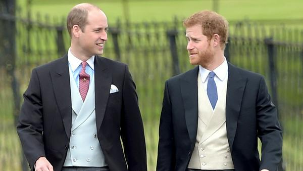 """Prinz William und Prinz Harry: Bald auch in """"Star Wars"""" im Partnerlook zu sehen?"""