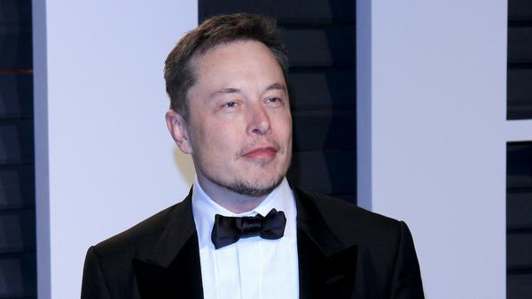 Wurde jetzt wieder an der Seite von Amber Heard gesehen: Elon Musk