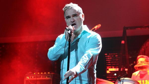 Morrissey vetritt seine provokante Meinung auch in der Öffentlichkeit
