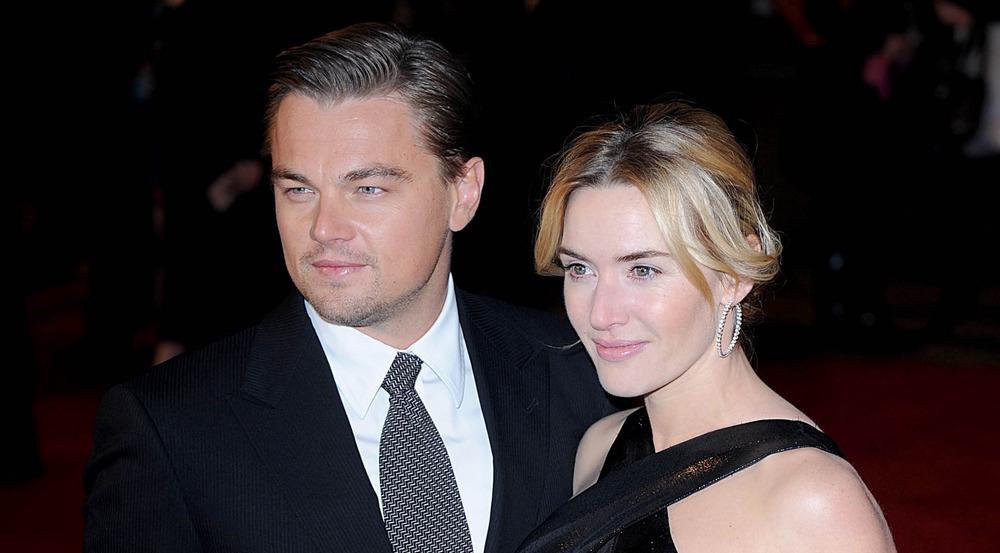 Sie verbindet eine langjährige Freundschaft: Leonardo DiCaprio und Kate Winslet