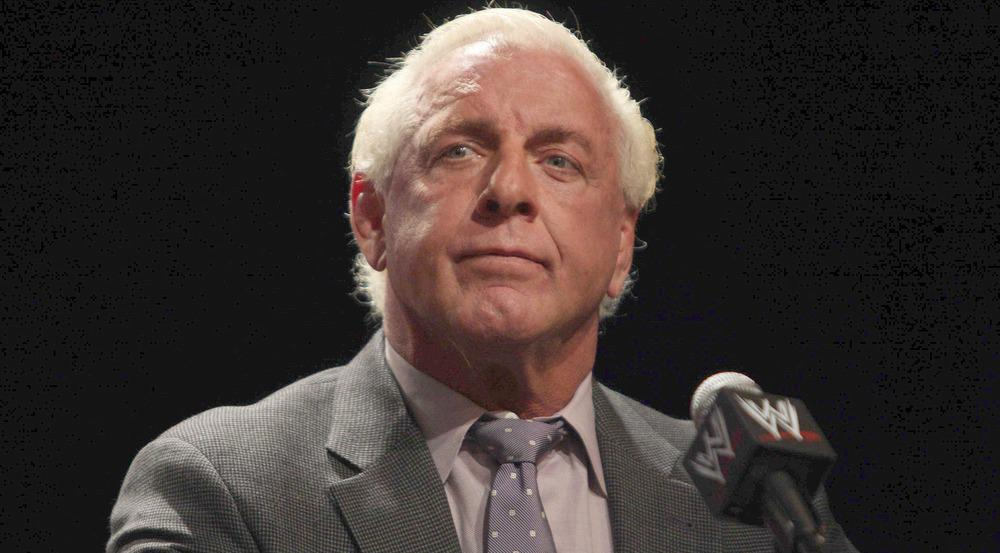 Ric Flair mit bürgerlichem Namen Richard Morgan Fliehr