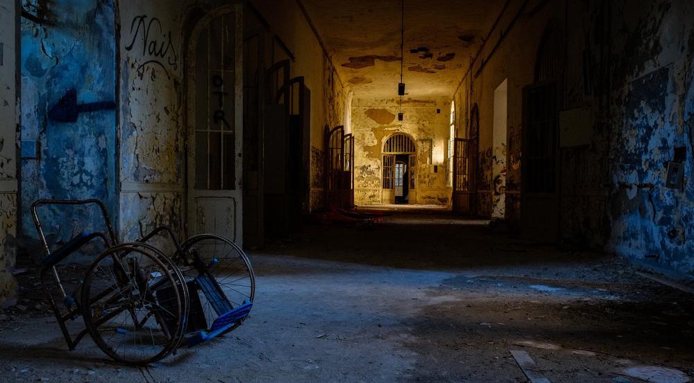 In der Psychiatrie von Volterra in der Toskana waren zeitweise 6.000 Menschen untergebracht. Die grausamen Praktiken dort haben 1978 zur Schließung der Anstalt geführt...
