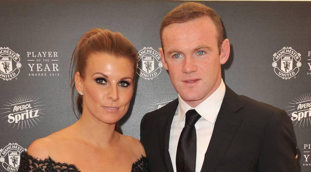 Seit 2008 sind sie verheiratet: Fußballer Wayne Rooney und seine Frau Coleen