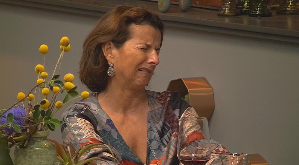 Hätte am zehnten Tag vielleicht die Show verlassen müssen, wurde aber womöglich von einem technischen Fehler gerettet: Claudia Obert