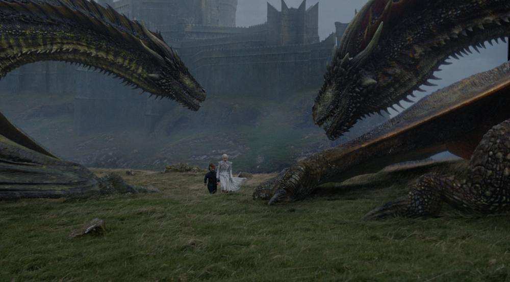 Was hat Daenerys (Emilia Clarke) vor?
