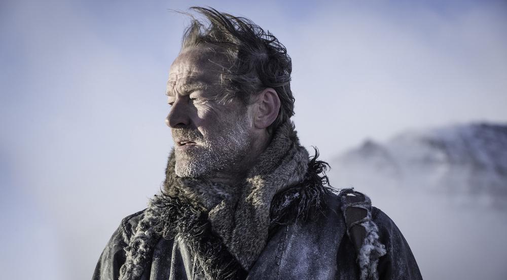 Wird Jorah (Iain Glen) den Ausflug hinter die Mauer überleben?