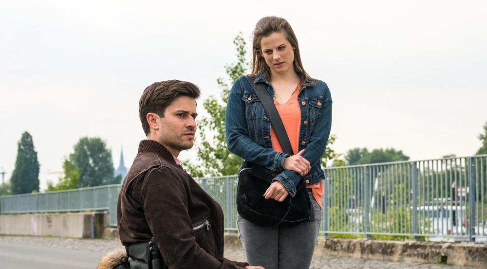 """""""Unter Uns"""": Paco überrascht Nora mit seiner Entscheidung: Wird er an der Studie teilnehmen?"""