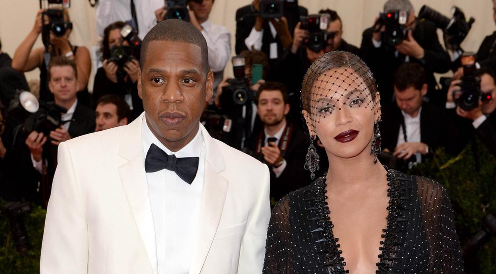 Vor dem Streit: Jay Z und Ehefrau Beyoncé bei der Met Gala 2014